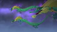 Grüne Drachen der Chinesischen Mauer 01