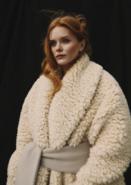 Abigail Cowen modeling