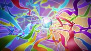 Herz der Regenbogen-Miniwelt 01