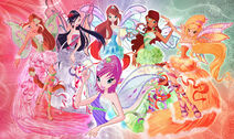 Winx Club Staffel 5 Harmonix Bild