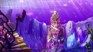 Andros Unterwasser Palast