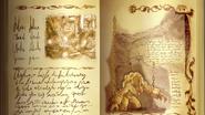 Legendariumsseite der Trolle aus dem Dunkelwald 01