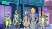 Bewohner von Zenith 01