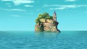 Insel mit dem Leuchturm 01