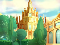 Solaria Palast