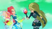 Selina und Bloom 07