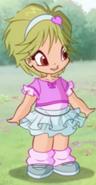 Selina als Kind 01