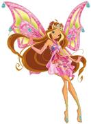Flora Enchantix Stock Art 01