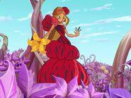 Flora 5 Red Dress