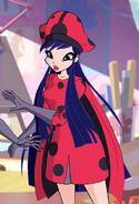Musa 7 Ladybug