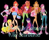 Winx Club Episodes Wiki:Standards
