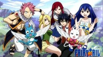 Fairy tail Opening 9 Full