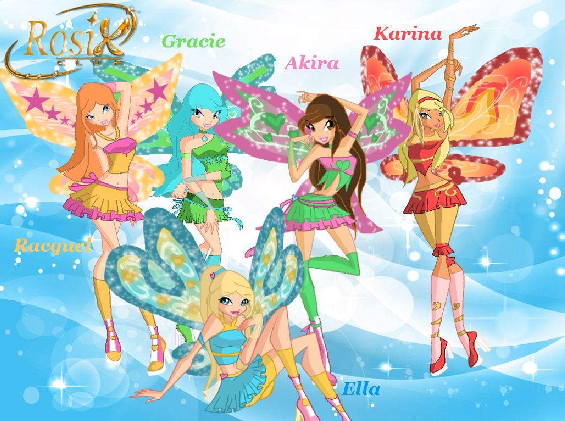 winx club fanfiction bloom
