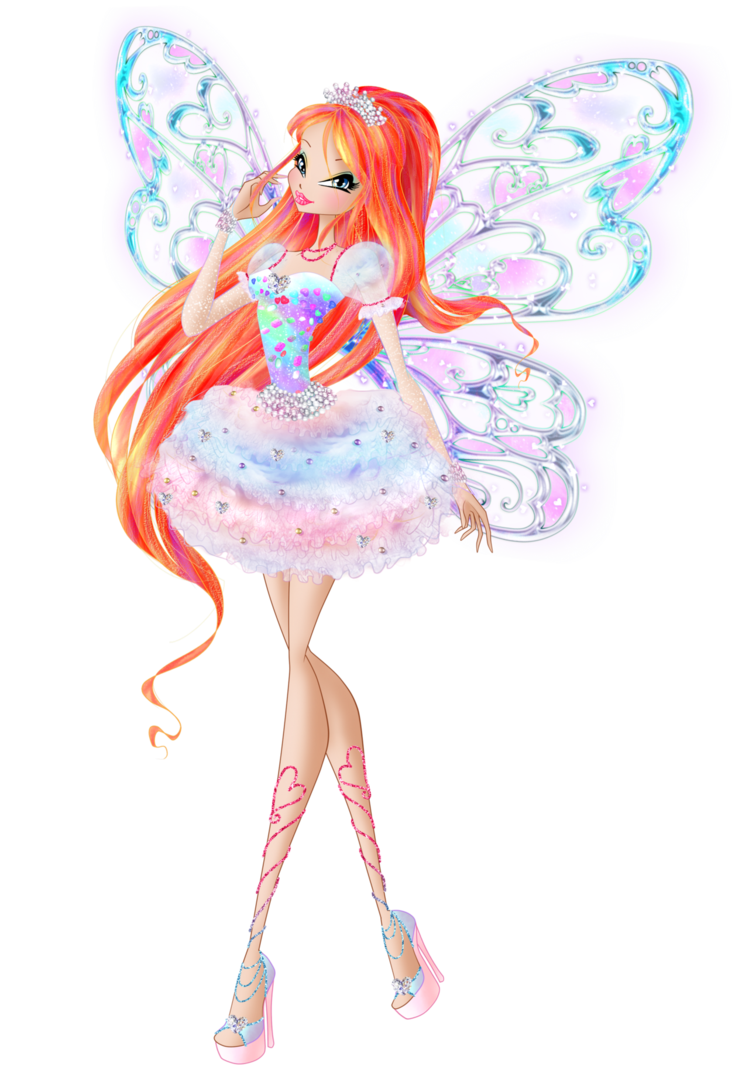 Candix winx club fanon wiki fandom powered by wikia - Comment dessiner les winx ...