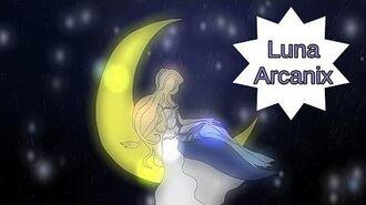 Winx Club - Luna Arcanix Full Transformation Fan-Art-Animation