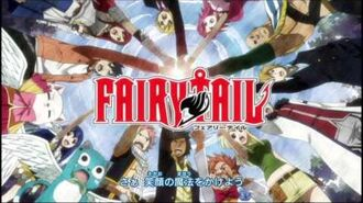 Fairy Tail opening 5