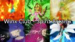 Winx Club - Spirit Arcanix New!-1
