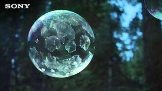 Sony 4K Ultra HD TV - Ice Bubbles in 4K-1