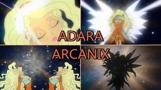 Arcafé - Adara Arcanix - Full Transformation by Alexesx3