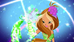 Flora Transformaing into Sirenix