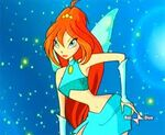 Bloom Winx closeup