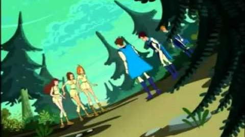 Winx Club season 1 ep 4 part 2 English Rai cinelium