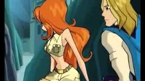 Winx Club season 2 ep 6 part 1 rai cinnelium Rai English