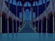 Alfea Stairs Original Night