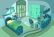 Tecna's Dorm Room