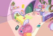 Bloom's Dorm Room