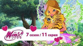 Клуб Винкс - Сезон 7 Серия 11 - Миссия в джунглях Мультики про фей для девочек