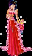 Муза платье
