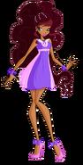 Winx aisha layla retro alfea casual by enchantingunixfairy-d8kd658