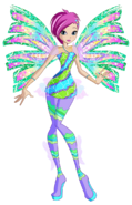 Tecna sirenix by winx rainbow love