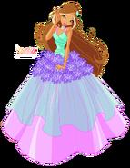 Флора цветочная принцесса