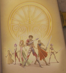 Команда Света