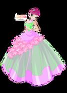 Текна цветочная принцесса
