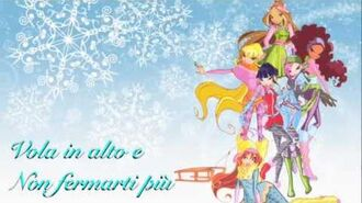 Winx Club - È Già Natale (Lyrics)