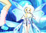 Aurora con la entisca