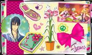 Sfondo moodboard flora2