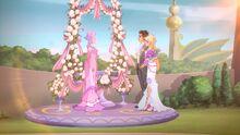 Свадьба Дафны и Торена