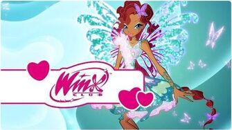 Winx Club - Aisha - A contagious… energy!