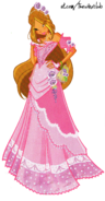 Флора платье