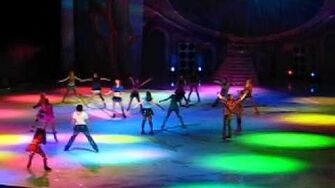 Праздник Winx on Ice