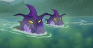 Водные монстры