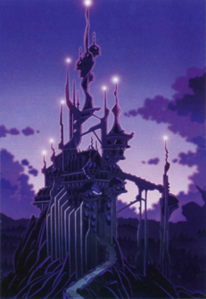Облачная Башня оф