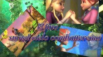 Winx Club Una Missione Winx - (Lyrics Italian)