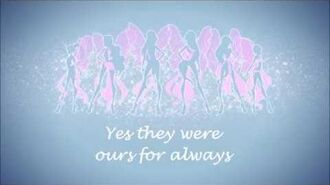 World Of Winx Our Wings Were Ours For Always Lyrics HQ