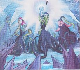 Морские ведьмы
