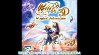 Winx Club 3D Good Girls Bad Girls Original Motion Picture Soundtrack